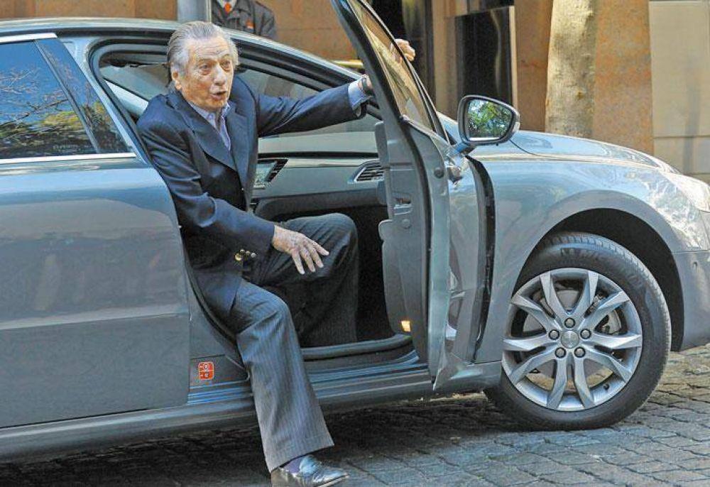 Franco despega al Presidente y se hace cargo de los US$ 9 millones investigados