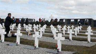 Anunciarán el proceso para identificar a los soldados sin nombre
