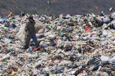 Con la basura de Salta Capital se entierran $7 millones por mes