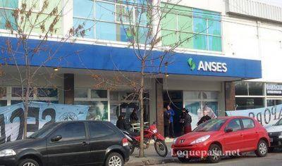 Medidas de fuerza en Anses por protestas del gremio APOPS