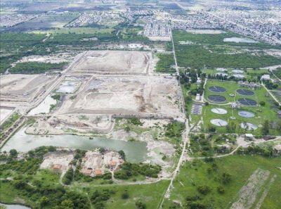 Casi 50 toneladas de residuos industriales