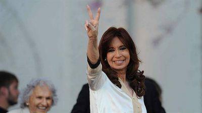Cristina Kirchner compartió una nota sobre el Gobierno: