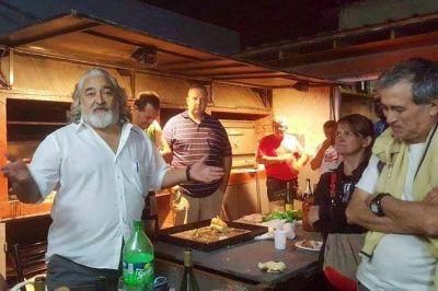 El Peronismo Marplatense brindó y ratificó sus metas tras la figura de Rapacioli