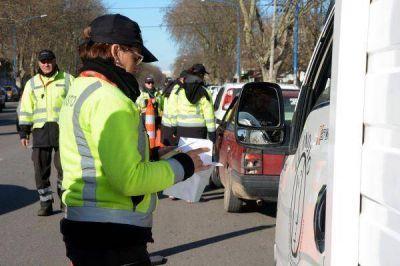 Desde este lunes, las multas de tránsito serán registradas en todo el país