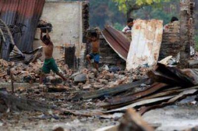 ONU: Musulmanes birmanos sufren a diario asesinatos y violaciones