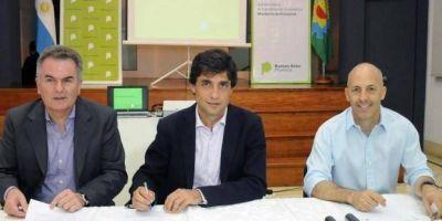 La Provincia dará colaboración estadística al municipio de Bahía Blanca