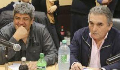 Schmid y Pablo Moyano lideran el paro de transporte contra el Gobierno