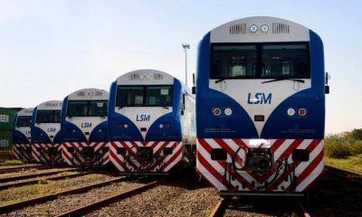 Los trenes también se suman al paro del transporte