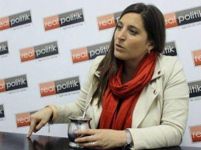 """Castañeira: """"Mientras el kirchnerismo intenta dar la pelea institucional, la izquierda va a la calle"""