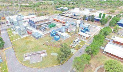Una Central de Energía cubrirá el 35% de la demanda provincial