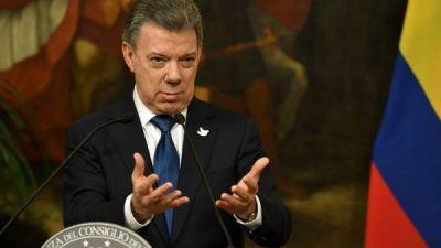 """Clarin.comMundo17/12/16 """"Hay una guerra menos. Mi Colombia ejemplo para el mundo"""""""