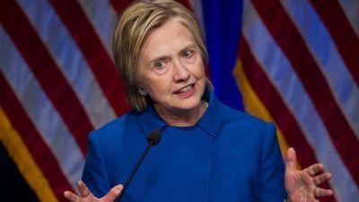 Hillary denunció un complot de los rusos para arrebatarle la presidencia