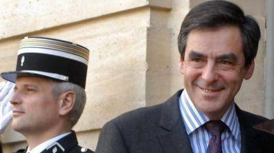 El consevador François Fillon, favorito para la presidencia