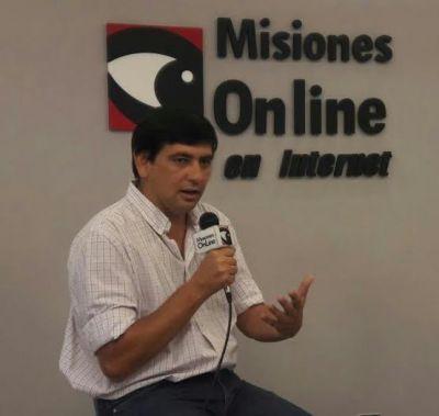 Asimetrías: Joaquín Losada insistirá en un régimen especial aduanero