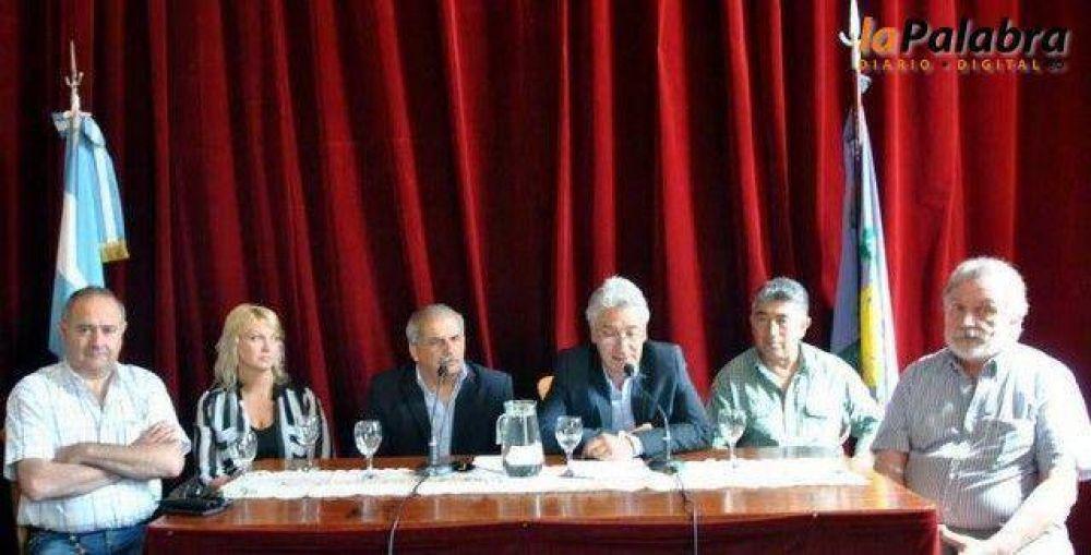 Zara presentó las políticas de Hábitat para el distrito