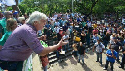 Gremios estatales marchan el miércoles