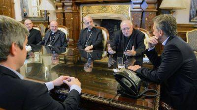 La reunión de los obispos de la CEA con Macri se trasladó al viernes en Olivos