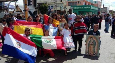 Río Gallegos celebró el Día Internacional del Migrante