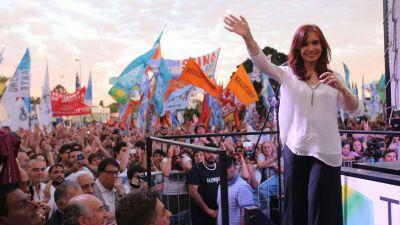 Investigan irregularidades en las contrataciones para los actos de Cristina Kirchner