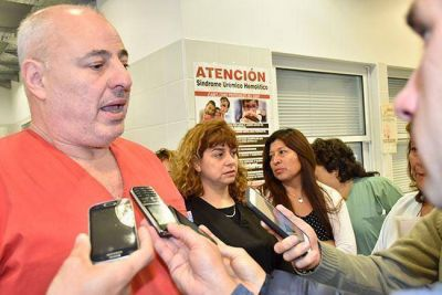 Salud Unida se bajó de la elección del SITRASAP