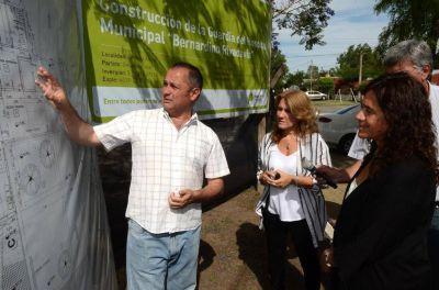 Lordén gestionó un millón de pesos para los hospitales de Alvear y Saladillo