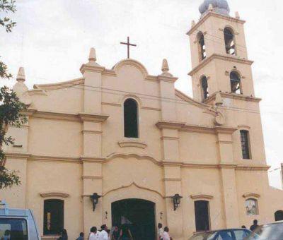 El Vaticano interviene la iglesia De la Santa Cruz