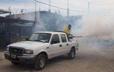 EL MUNICIPIO REALIZARÁ UN OPERATIVO INTEGRAL CONTRA EL DENGUE EN REMEDIOS DE ESCALADA
