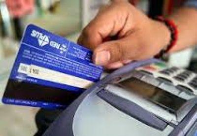 Las transacciones con tarjetas de débito crecieron 19% en lo que va del año