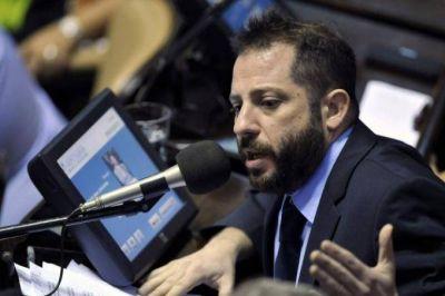 """Ottavis acusó al gobierno provincial de """"subejecutar"""" el Presupuesto 2016"""
