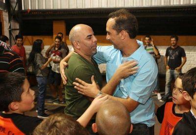 Una ex figura de Boca se suma al equipo de Tagliaferro