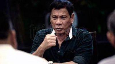La ONU pidió que se investigue al presidente Duterte por los asesinatos que admitió