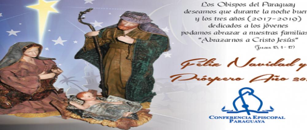 Feliz Navidad y Prospero Año Nuevo