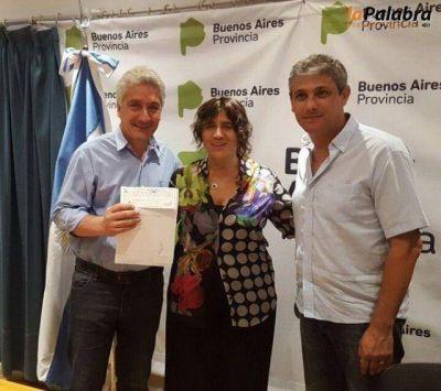 Zara recibió un aporte de más de 700 mil pesos para el hospital Pedro Ecay