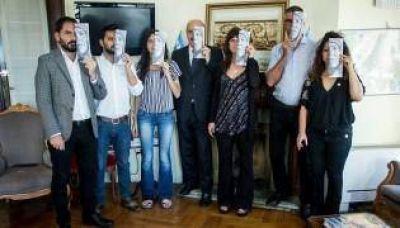 Legisladores del FpV visitarán a Milagro Sala