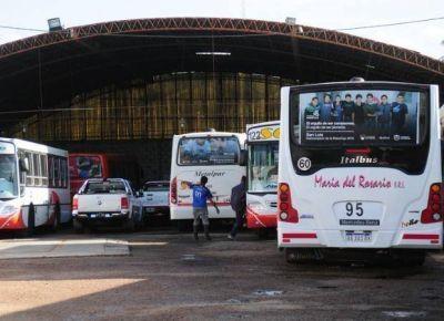 Sigue el paro de Sol Bus y María del Rosario: las partes volverán a reunirse el miércoles