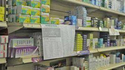 Farmacias de todo el país no atenderán desde hoy a afiliados a PAMI por falta de pago
