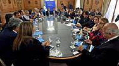 Los jefes provinciales apuestan a la búsqueda de consensos para fortalecerse