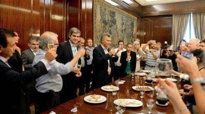 Macri fue operado y retomó su agenda de inmediato