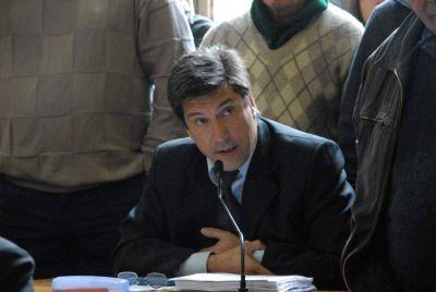 """Mario Rodríguez: """"Voy a votar en contra del aumento de boleto"""""""