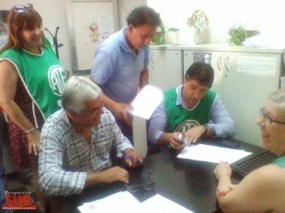 ATE reclama indumentaria para los municipales de Quilmes
