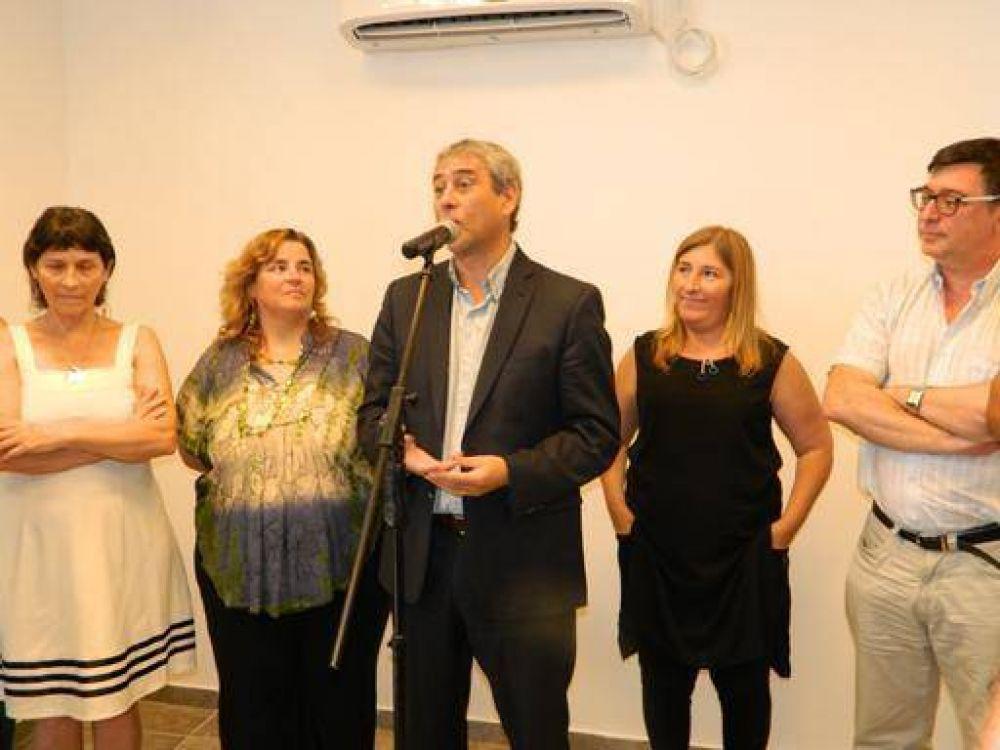 El Sindicato de Amas de Casa «SACRA» inauguró nuevos consultorios médicos