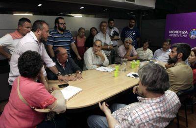 Empujado por las asambleas, ATE aceptó el bono de Cornejo