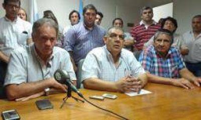 La CGT nacional convalidó el triunvirato en La Rioja