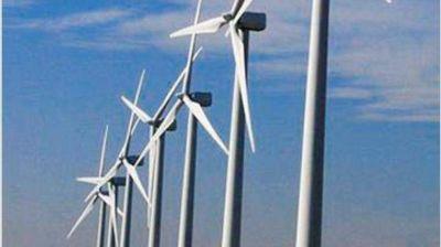 Con crédito de u$s 200 M YPF construye su primer parque eólico