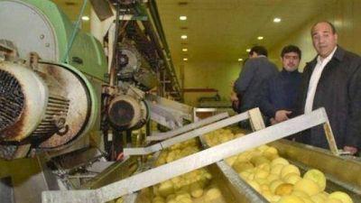 Manzur valoró la gestión por el limón junto a productores y empresarios