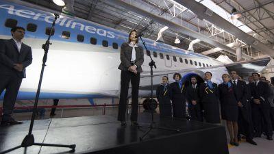 Renunció Isela Costantini a Aerolíneas Argentinas