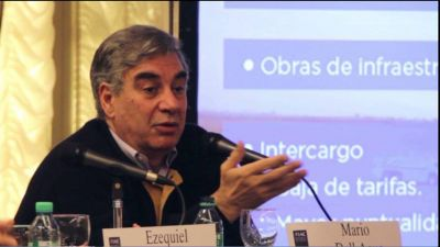 Designan a Mario Dell'Acqua como nuevo presidente de Aerolíneas Argentinas