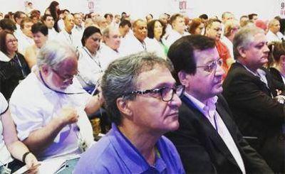 Destacada participación del SUTEP en el sindicalismo global