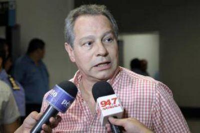 """Bergia: """"La oposición priva al Ejecutivo de una herramienta fundamental para sostener la gobernabilidad"""""""