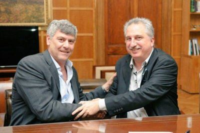 Passalacqua firmó convenio con Nación para la inclusión socioeconómica de productores rurales